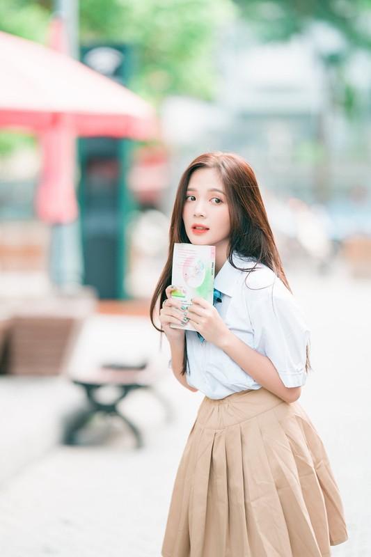 Soi vu tru hot girl truong Su pham Ha Noi, toan gai xinh cuc pham-Hinh-4