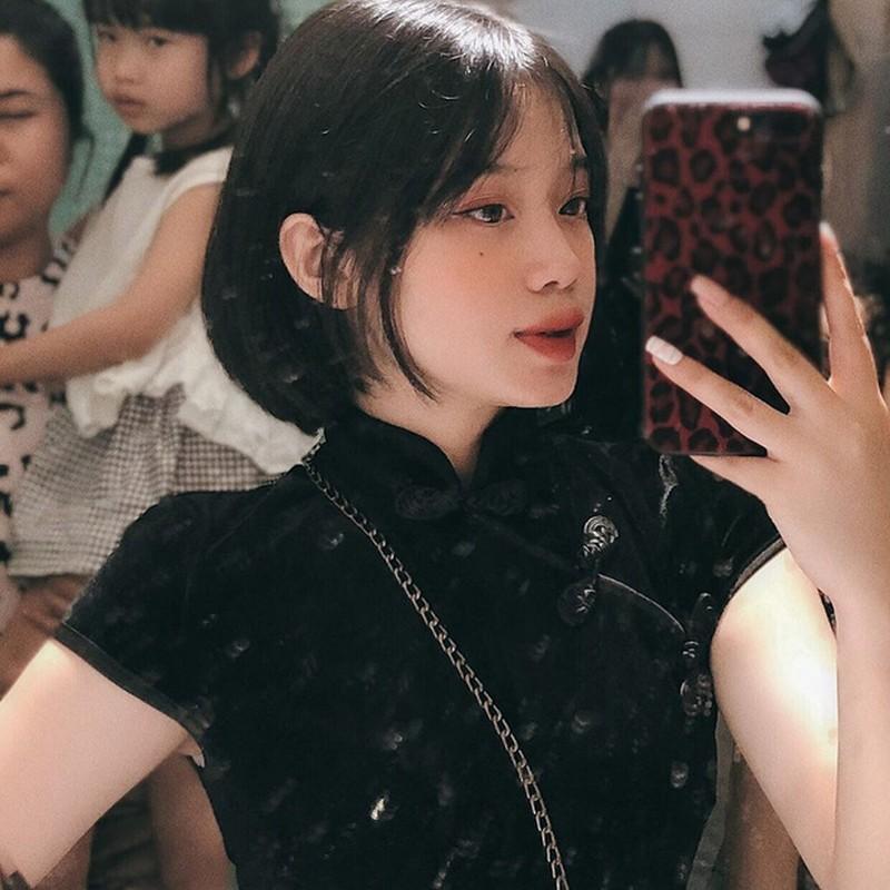 Hot girl Tik Tok lo nhan sac that, bao sao cuc ton phan son-Hinh-4