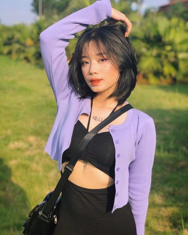 Hot girl Tik Tok lo nhan sac that, bao sao cuc ton phan son-Hinh-6