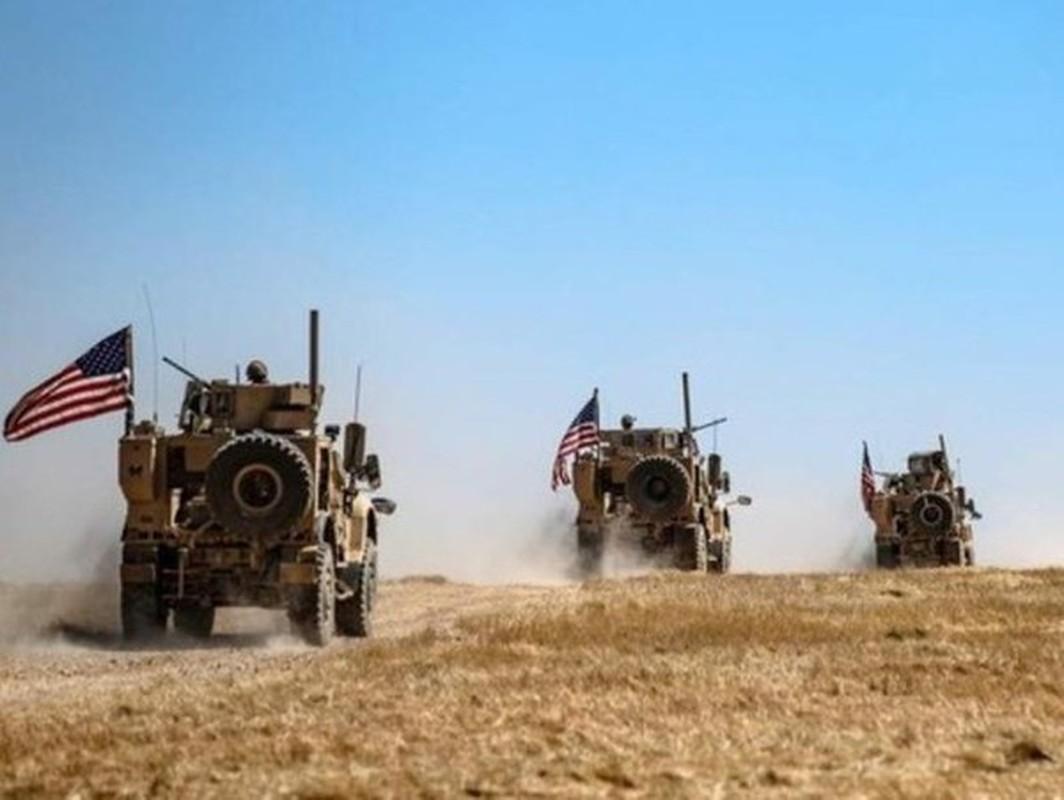 Xe boc thep My dam thang vao thiet giap BTR-80 Nga tai Syria-Hinh-13