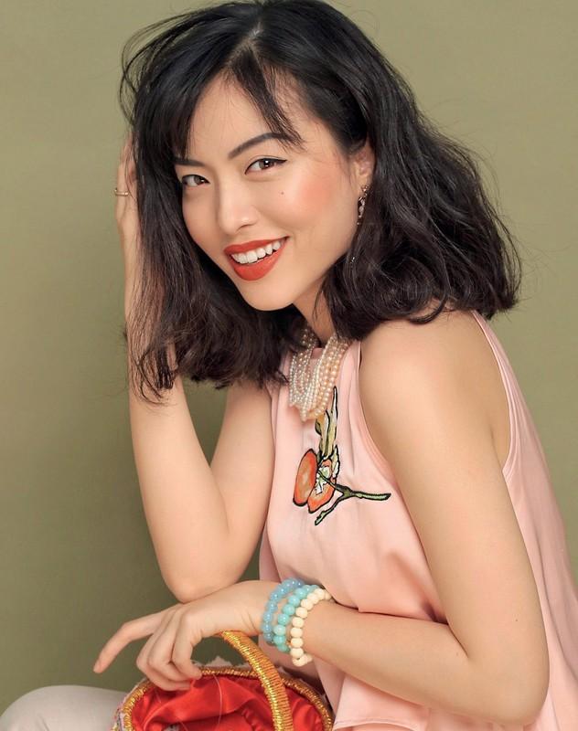 Khoe anh truoc va sau khi co bo, hot girl Viet gay sot mang-Hinh-11