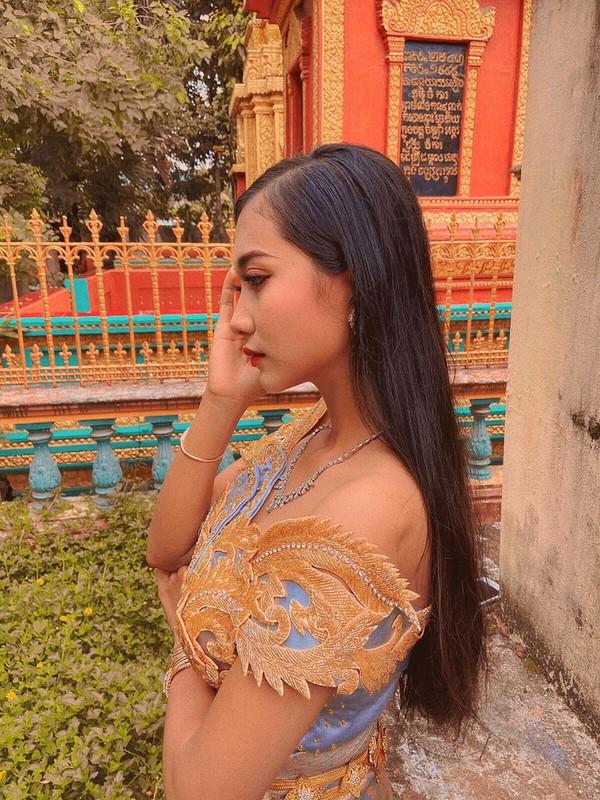 Chi can lam dieu nay, gai xinh Khmer am 3 trieu view tren Tiktok-Hinh-8
