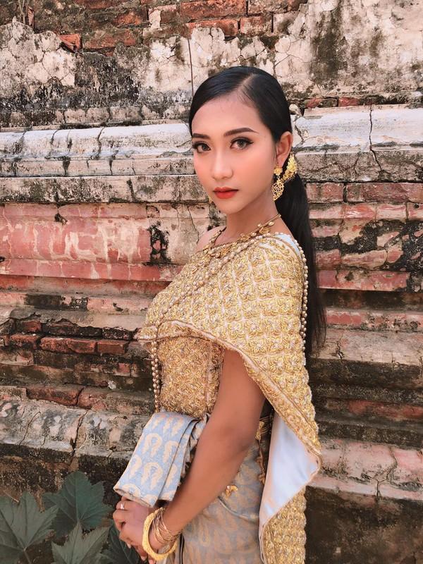 Chi can lam dieu nay, gai xinh Khmer am 3 trieu view tren Tiktok-Hinh-9
