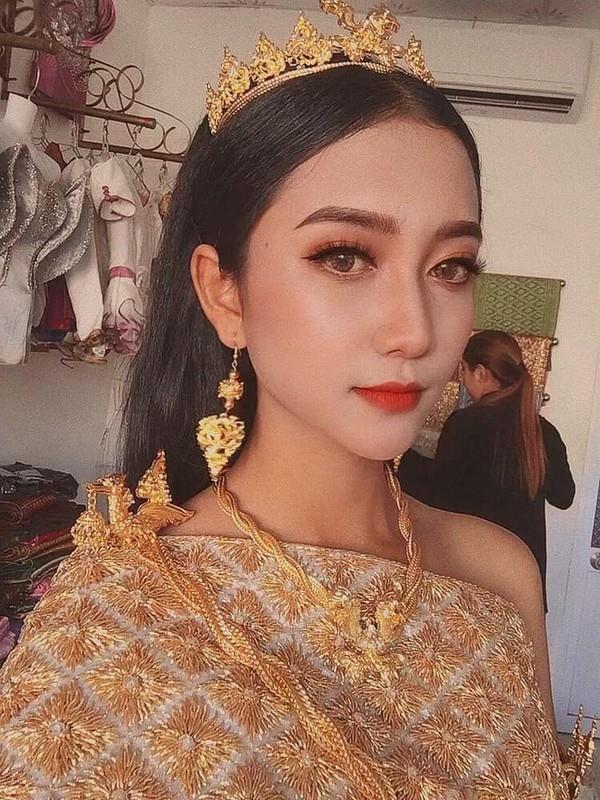 Chi can lam dieu nay, gai xinh Khmer am 3 trieu view tren Tiktok