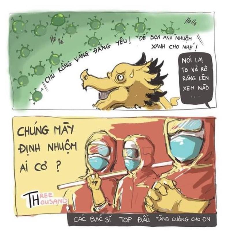 Dan mang ve hinh, co vu 'Da Nang oi, co len nhe' truoc dich benh COVID-19-Hinh-3