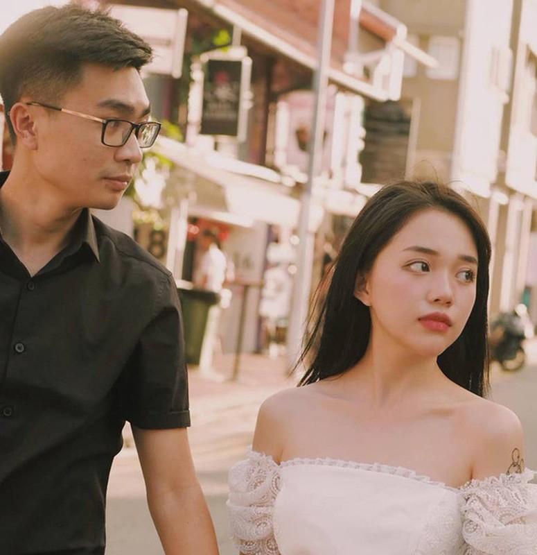 Suong nhu Linh Ngoc Dam, chia tay duoc ban trai cu tang do hieu-Hinh-4