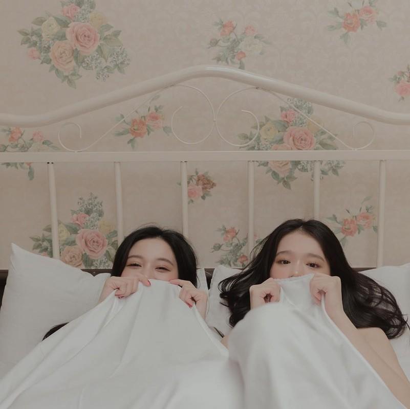 Dung chung khung hinh, Linh Ka va Jun Vu bi nham bang tuoi-Hinh-11