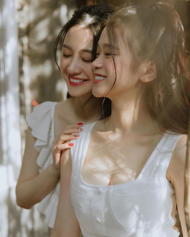 Dung chung khung hinh, Linh Ka va Jun Vu bi nham bang tuoi-Hinh-3