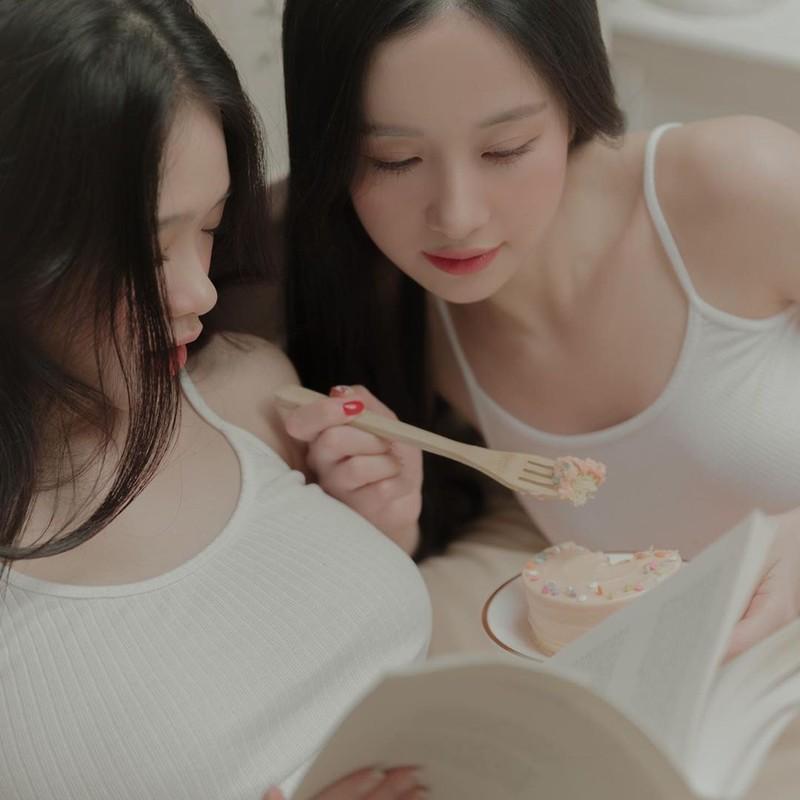 Dung chung khung hinh, Linh Ka va Jun Vu bi nham bang tuoi-Hinh-9
