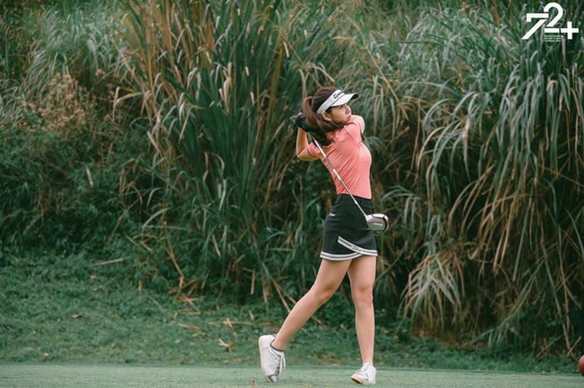 Khoe do hieu xua roi, hot girl Viet sang chanh phai di choi golf-Hinh-8