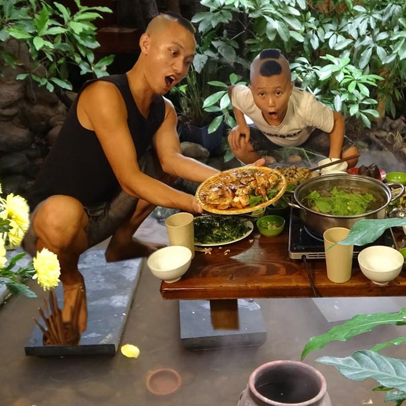 Chap nhan gach da, Youtuber Viet kiem tien ty xay nha to nhat vung-Hinh-7