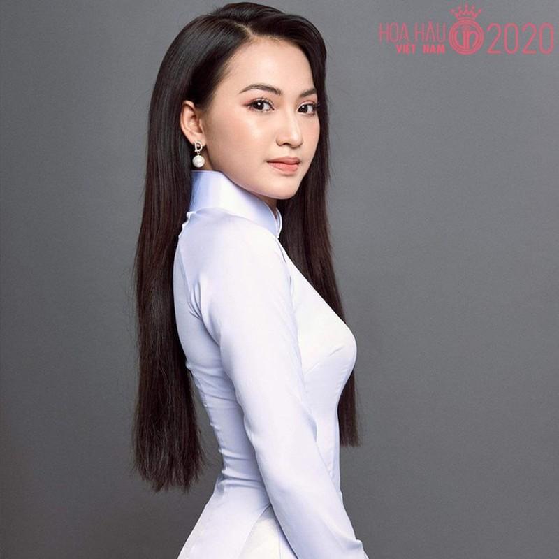 Thi sinh Hoa Hau Viet Nam co mai toc nhu idol Han-Hinh-4