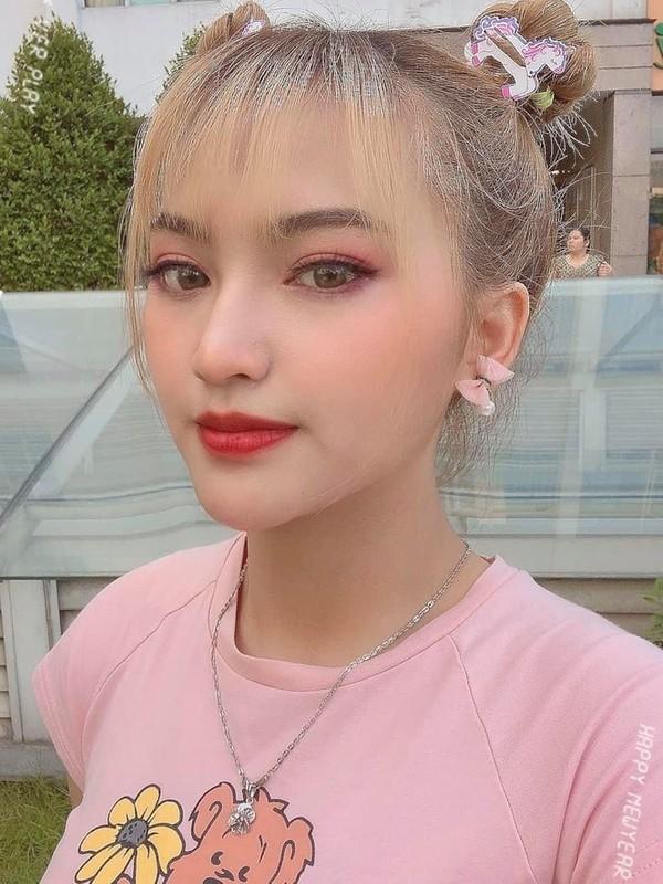Thi sinh Hoa Hau Viet Nam co mai toc nhu idol Han-Hinh-6
