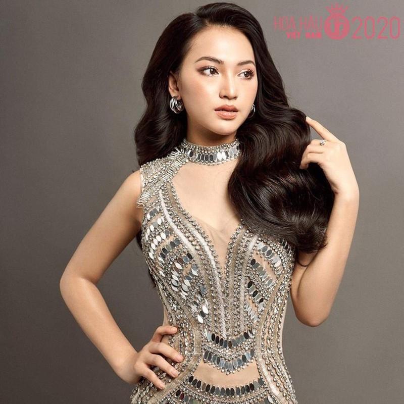 Thi sinh Hoa Hau Viet Nam co mai toc nhu idol Han