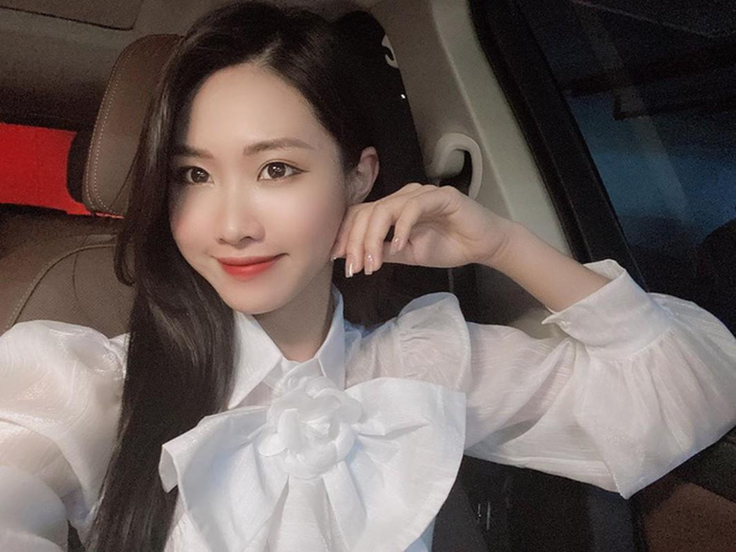 Di thi Hoa hau Viet Nam 2020, ban gai cu Trong Dai gay chu y-Hinh-4