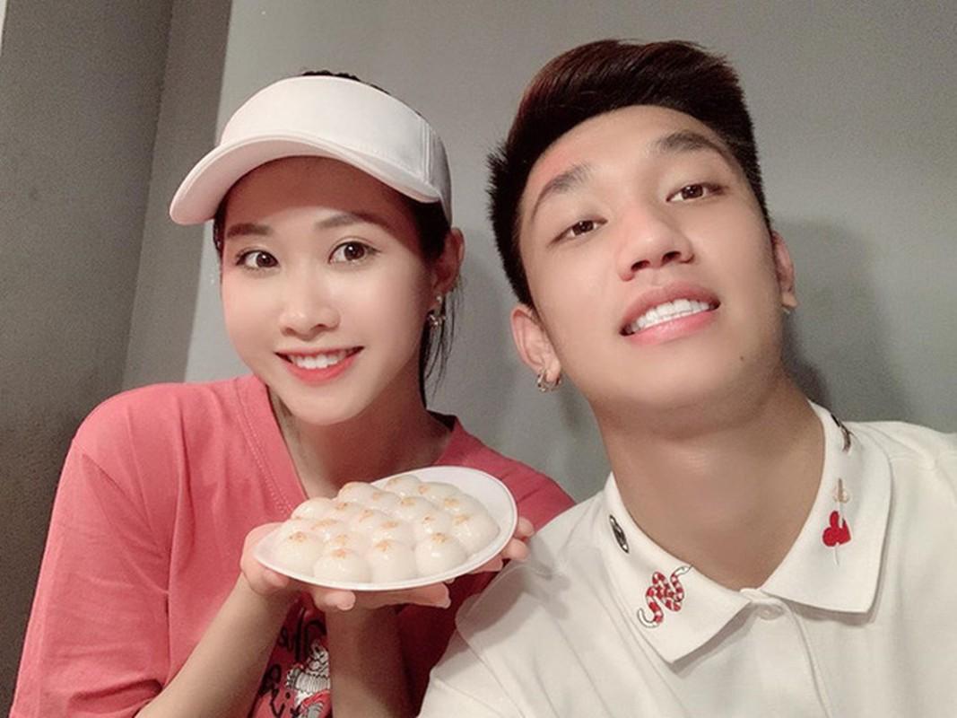 Di thi Hoa hau Viet Nam 2020, ban gai cu Trong Dai gay chu y-Hinh-7