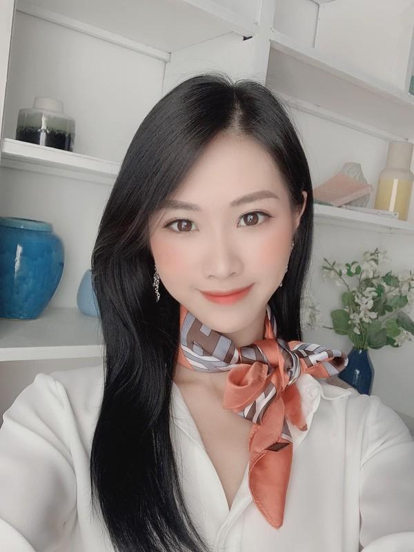 Di thi Hoa hau Viet Nam 2020, ban gai cu Trong Dai gay chu y-Hinh-9