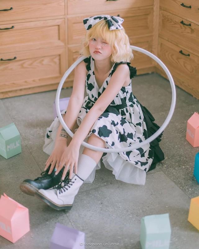 Hot girl dong MV indie bien hoa khon luong khien dan tinh me tit-Hinh-6