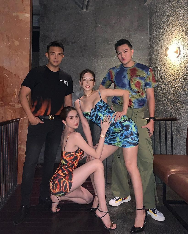 Ngoc Trinh gay sot khi hao phong chi tram trieu tang Chi Pu qua doc-Hinh-9