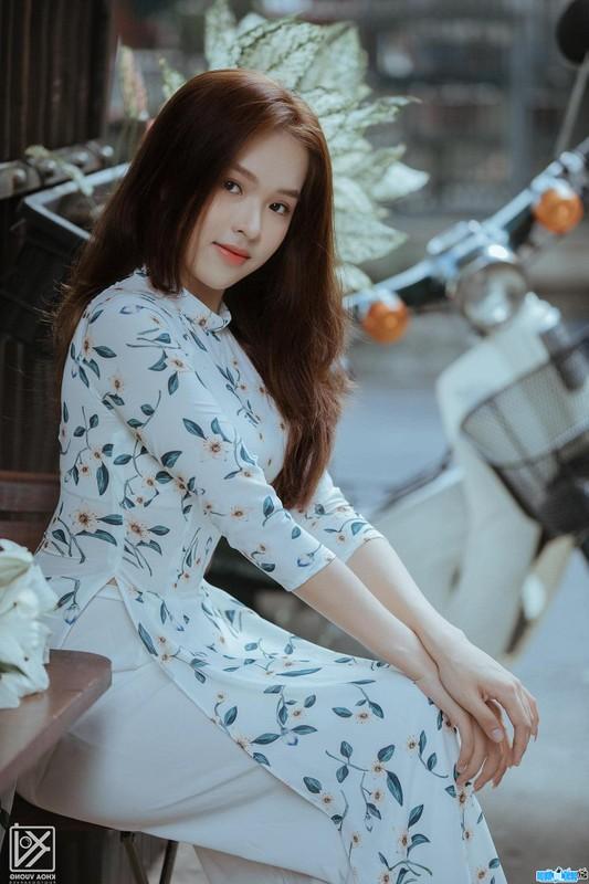 Khoe body chuan hoa hau, hot girl 10X Phu Yen lam dan tinh me tit-Hinh-11