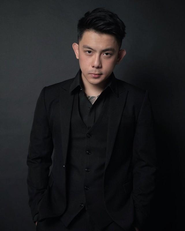 CEO Tong Dong Khue lo anh ngay xua thoi chua lam soai ca