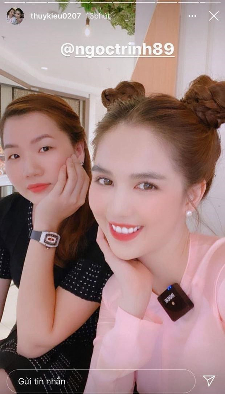 Tro ly Ngoc Trinh dang status cuc cang, dan tinh vao hoi tham-Hinh-10