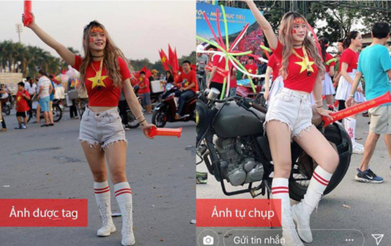Bi team qua duong quay len, Le Bong bi soi voc dang that-Hinh-6