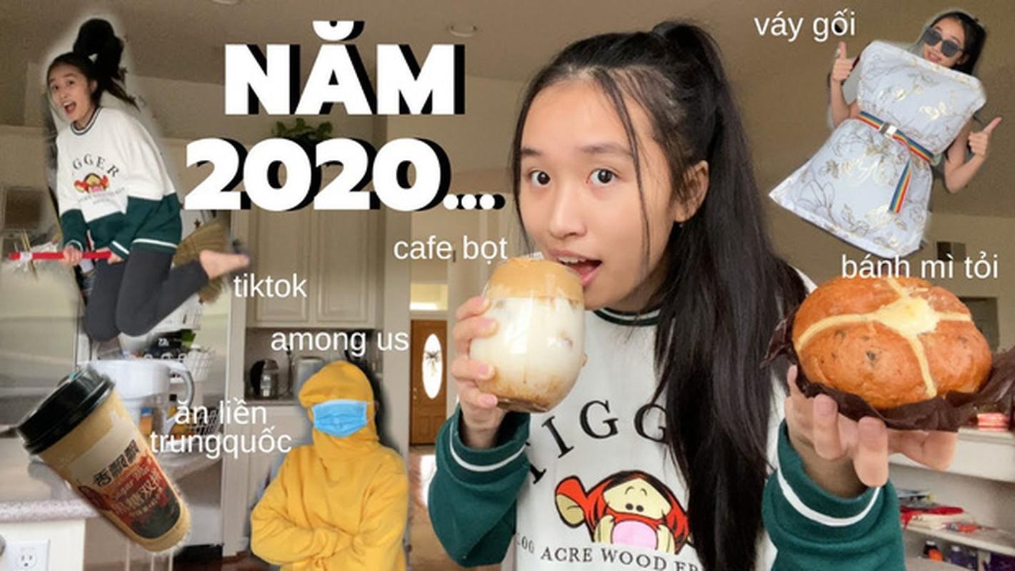 Jenny Huynh gay sot voi clip goi gon du hot trend 2020