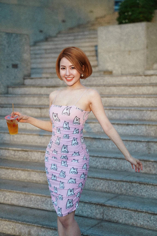 Hot girl Tram Anh cai ten moi nhat nhap hoi