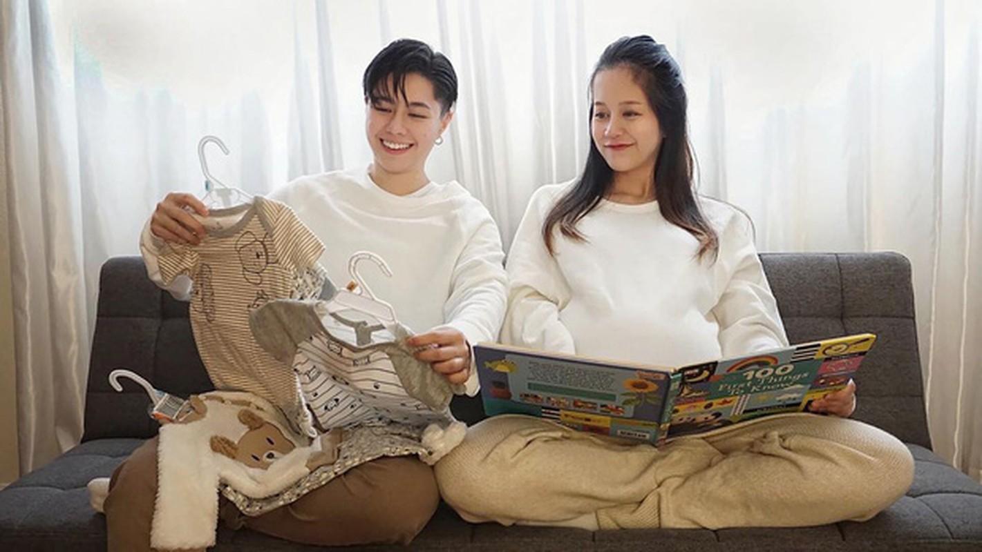An Nguy mang thai, Alex Nguyen lai om nghen, dan tinh chong mat
