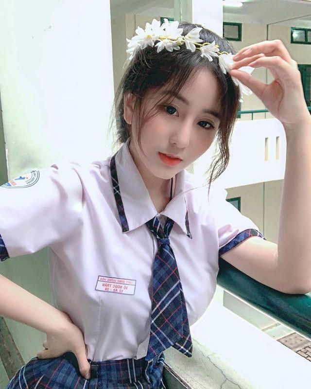 Hot girl Sai thanh lo vali di hoc quan su, dan tinh nga ngua-Hinh-11