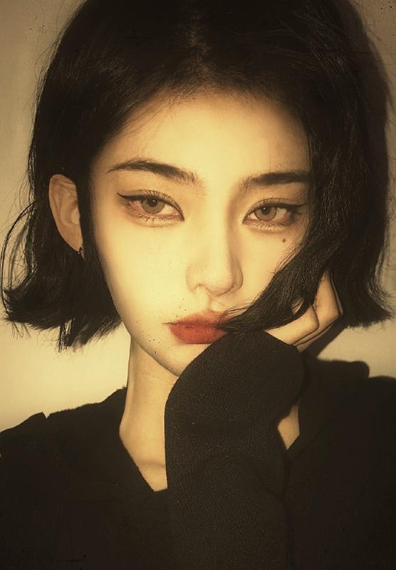 Hot girl Trung Quoc lo mat that, fan doi boi thuong tinh than-Hinh-9