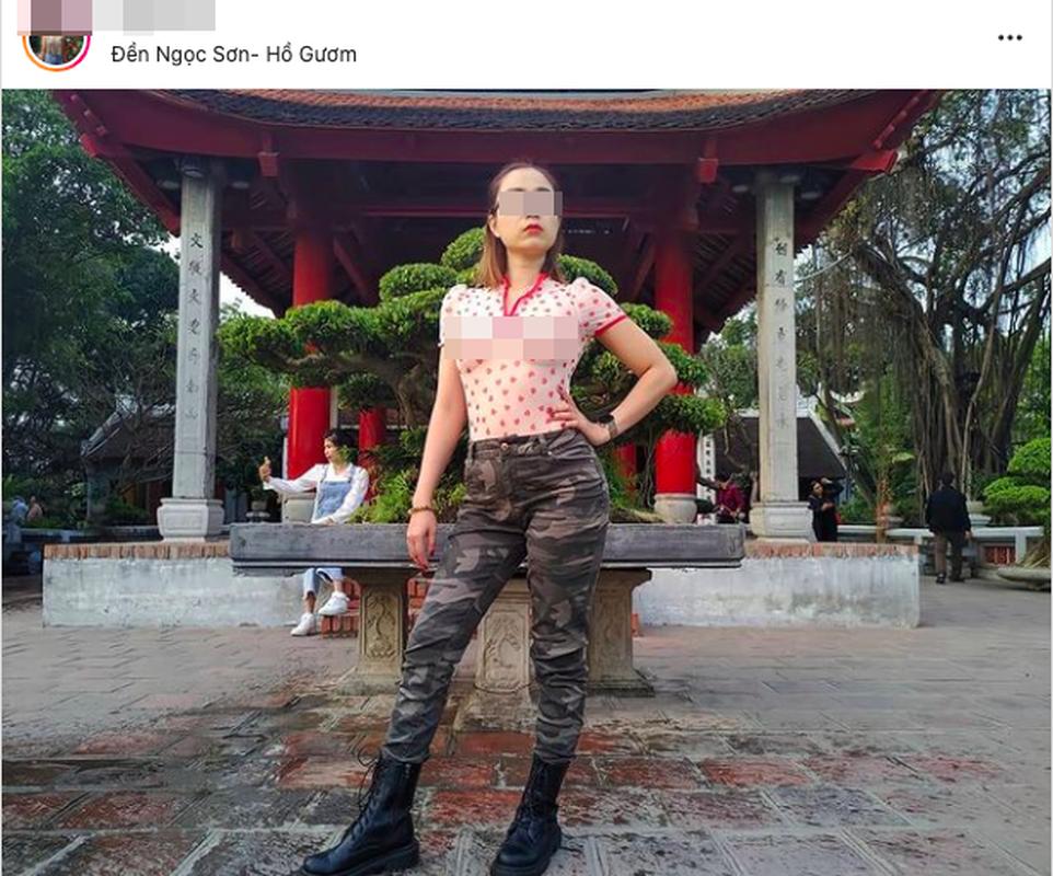 """Nguoi phu nu """"nghien tha rong"""" vong mot phan phao, netizen phan no"""