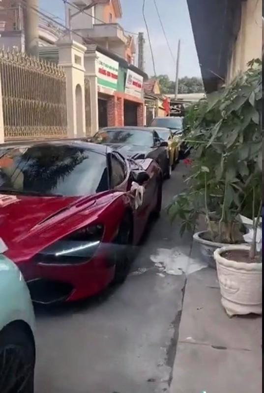 Dan sieu xe trong le ruoc dau o Dong Nai gay choang vang-Hinh-2