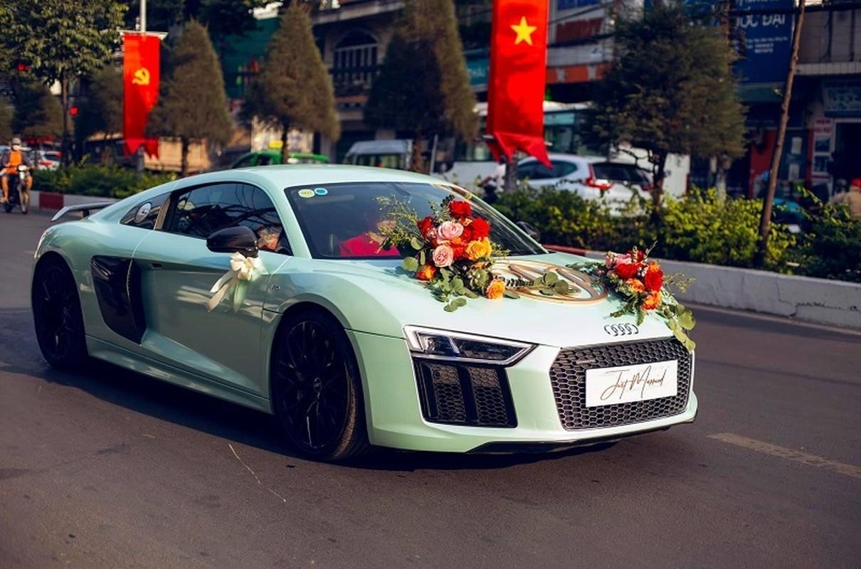 Dan sieu xe trong le ruoc dau o Dong Nai gay choang vang-Hinh-4