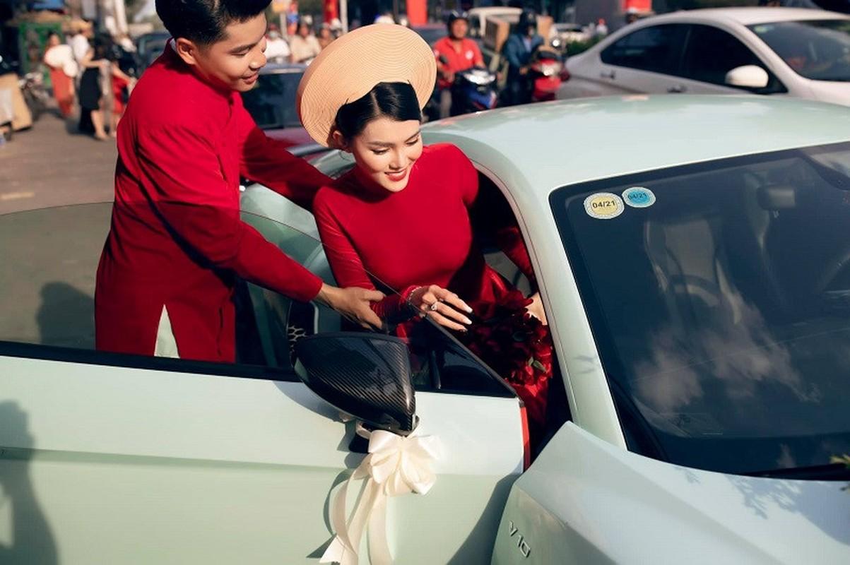 Dan sieu xe trong le ruoc dau o Dong Nai gay choang vang-Hinh-6
