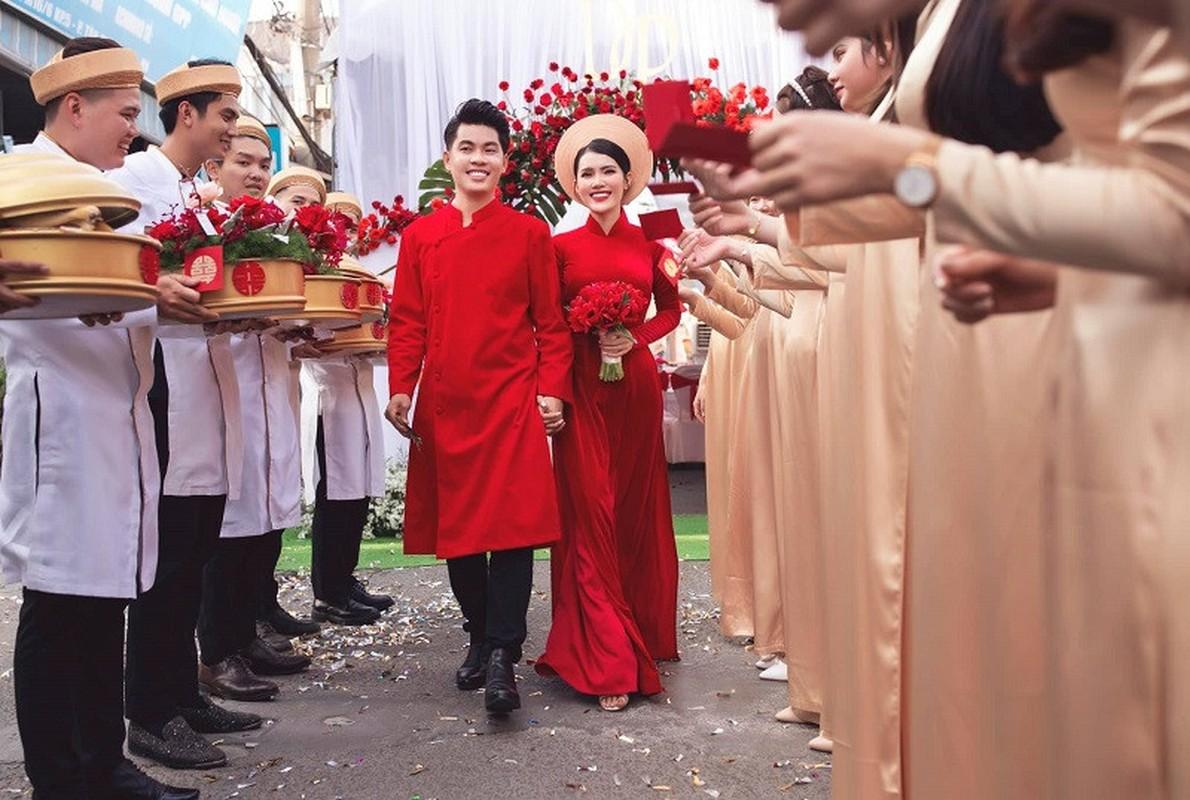 Dan sieu xe trong le ruoc dau o Dong Nai gay choang vang-Hinh-8