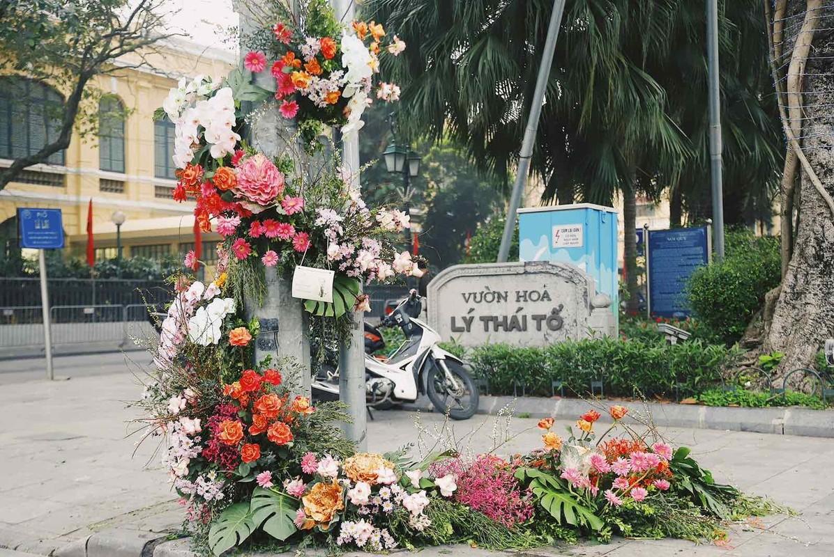 Hang loat cot den Ha Noi no hoa chao mung Quoc te Phu nu-Hinh-8
