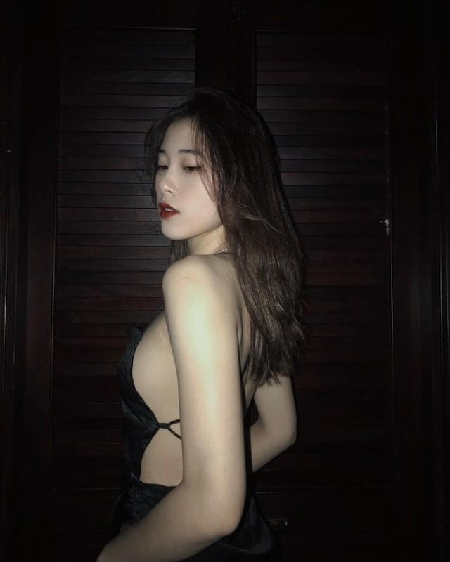 Hau tin don giai nghe, Dang Thu Huyen lo lung tran dep mien che-Hinh-10