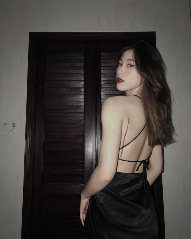 Hau tin don giai nghe, Dang Thu Huyen lo lung tran dep mien che-Hinh-9