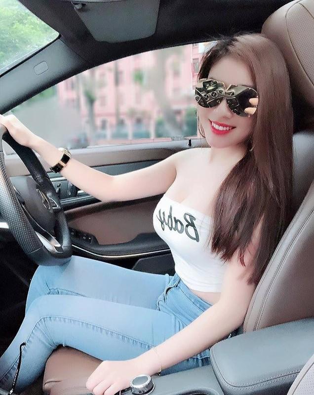 Khoe toc moi, nu giang vien hot girl duoc khen xinh nhu bup be-Hinh-11