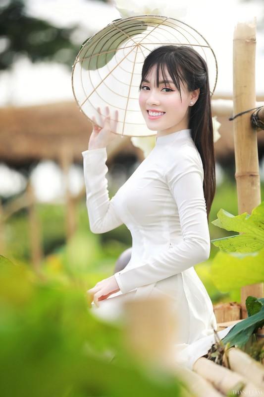 Khoe toc moi, nu giang vien hot girl duoc khen xinh nhu bup be-Hinh-6