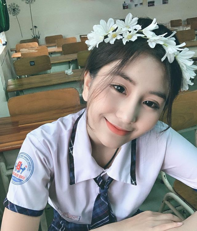 "Hot girl Sai thanh dap tra sieu kheo khi bi netizen ""ca khia""-Hinh-11"