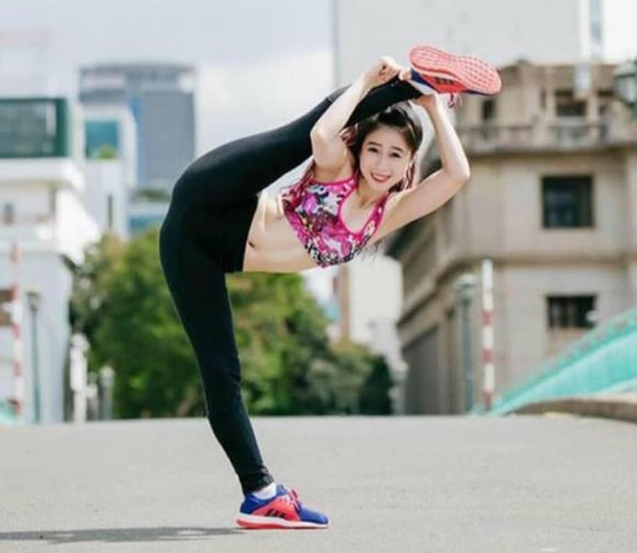 Khoe biet tai xoac chan thuong thua, hot girl Taekwondo Viet gay sot-Hinh-3