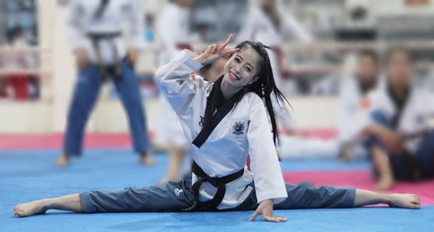 Khoe biet tai xoac chan thuong thua, hot girl Taekwondo Viet gay sot-Hinh-5