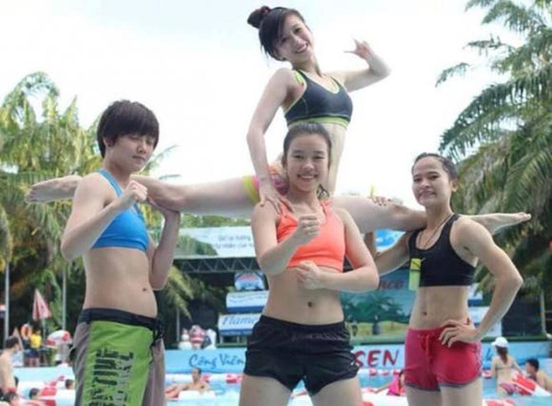 Khoe biet tai xoac chan thuong thua, hot girl Taekwondo Viet gay sot-Hinh-6