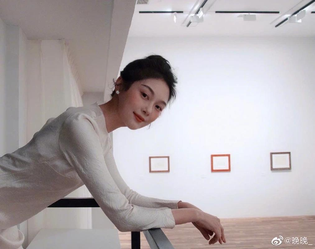 Bi boc me nhan sac that, gai xinh xu Trung no fan loi xin loi-Hinh-2
