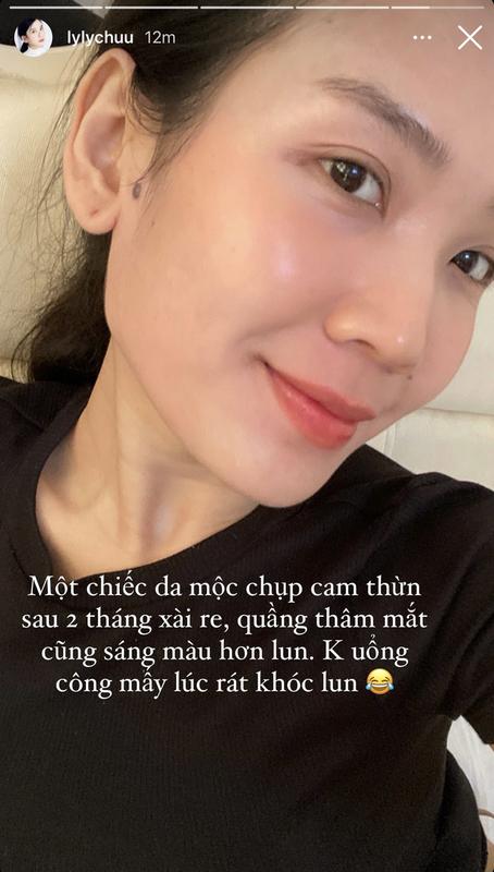 Khoe mat moc o tuoi 28, cuu hot girl Sai thanh gay sot-Hinh-3