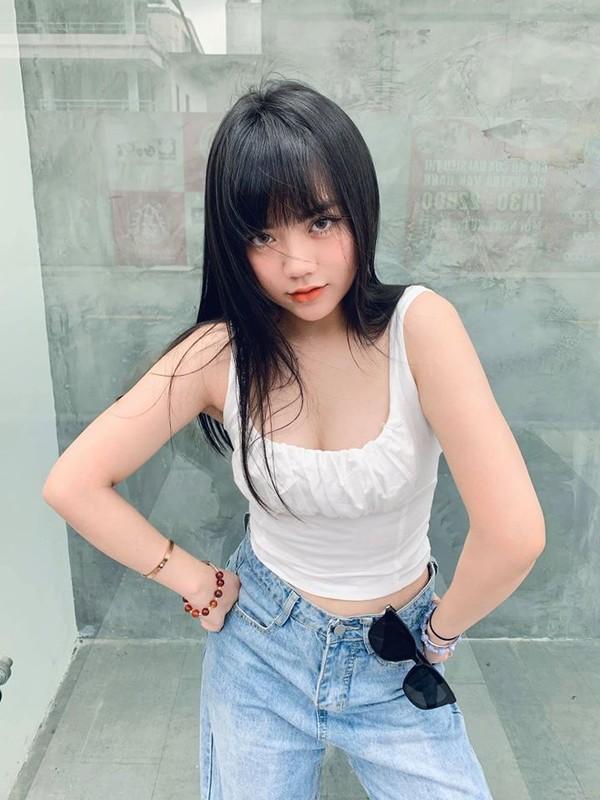 Lo anh thoi da den mat can, hot girl TikTok khien netizen chu y-Hinh-8