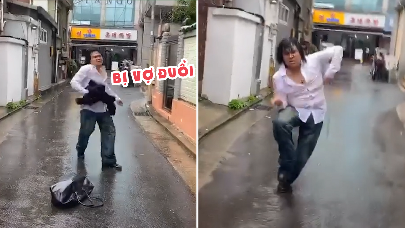 Cai nhau voi vo, canh may rau nhan cai ket het suc dang long-Hinh-10